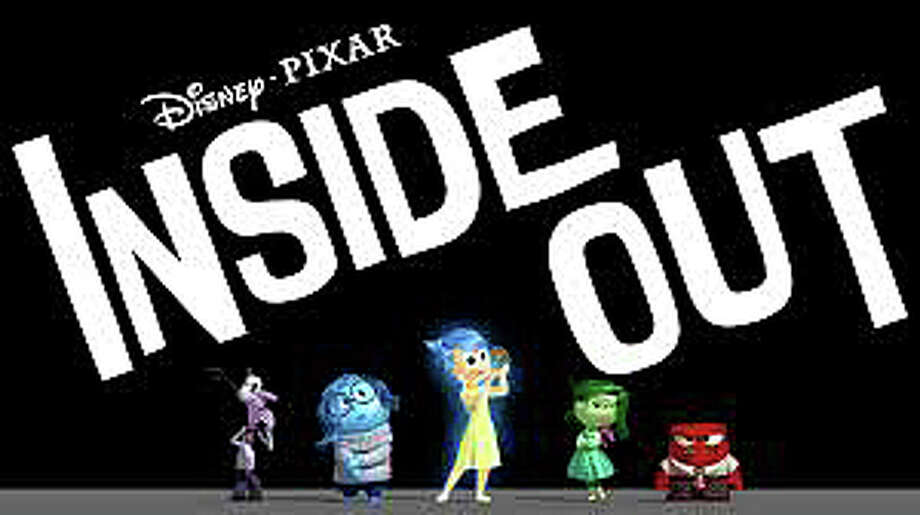 """Inside Out"" is a new animated movie from Disney's Pixar Animation. Photo: Contributed Photo / Contributed Photo / Westport News"