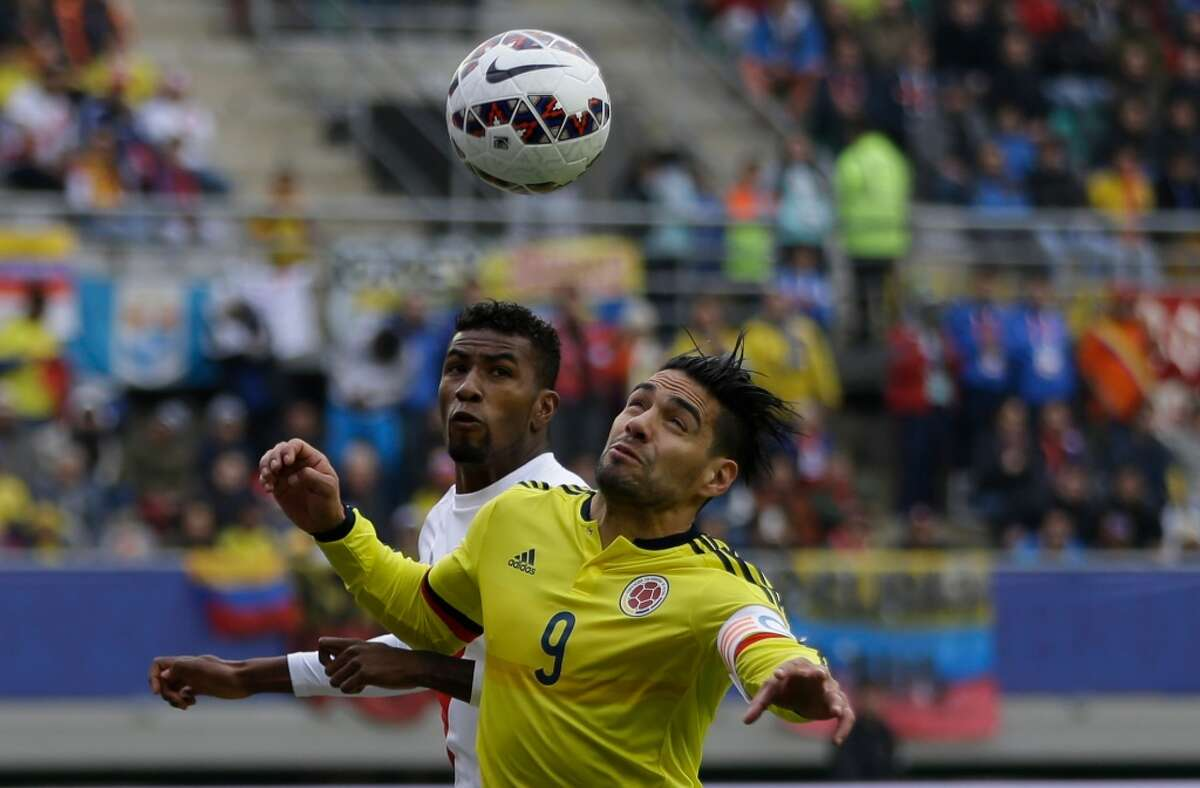 The United States' first opponent, Colombia, is ranked third.