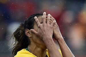 Australia ousts Brazil from Women's World Cup - Photo