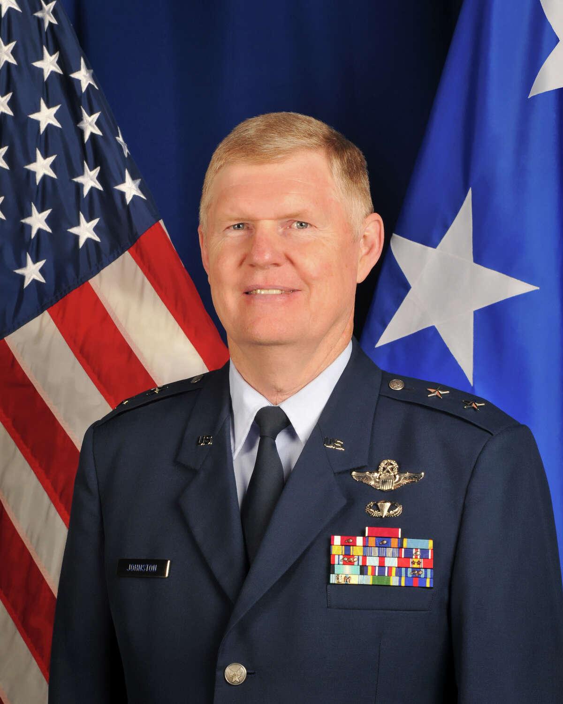 Maj. Gen. Verle Johnston