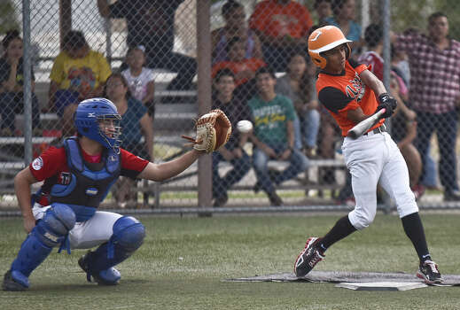 Juan Vasquez of the Astros. Photo: Danny Zaragoza / LAREDO MORNING TIMES