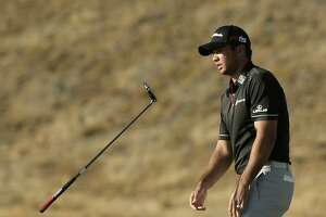 Little left in the tank for Day in final round of U.S. Open - Photo