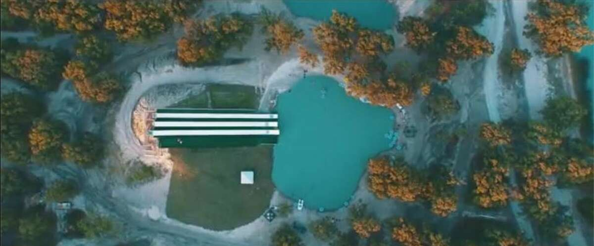 BSR Cable Park in Waco released a YouTube video of its newest, wildest attraction, The Royal Flush, on Tuesday and it already had more than 2 million views.