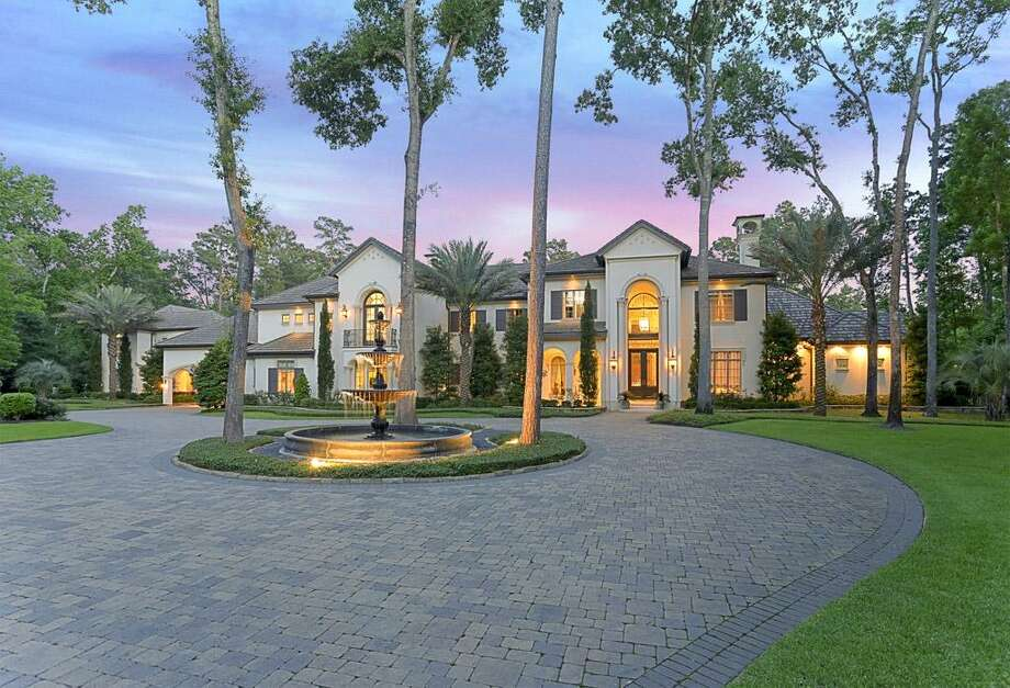 70 Tranquil PathListing price: $5.9 million  Photo: Houston Association Of Realtors