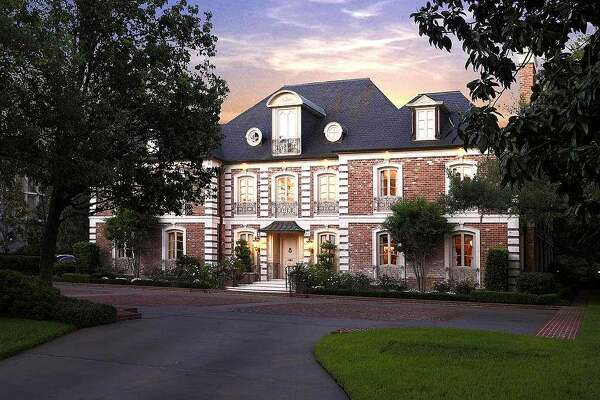 1821 River Oaks   Listing price : $7.9 million (tie)
