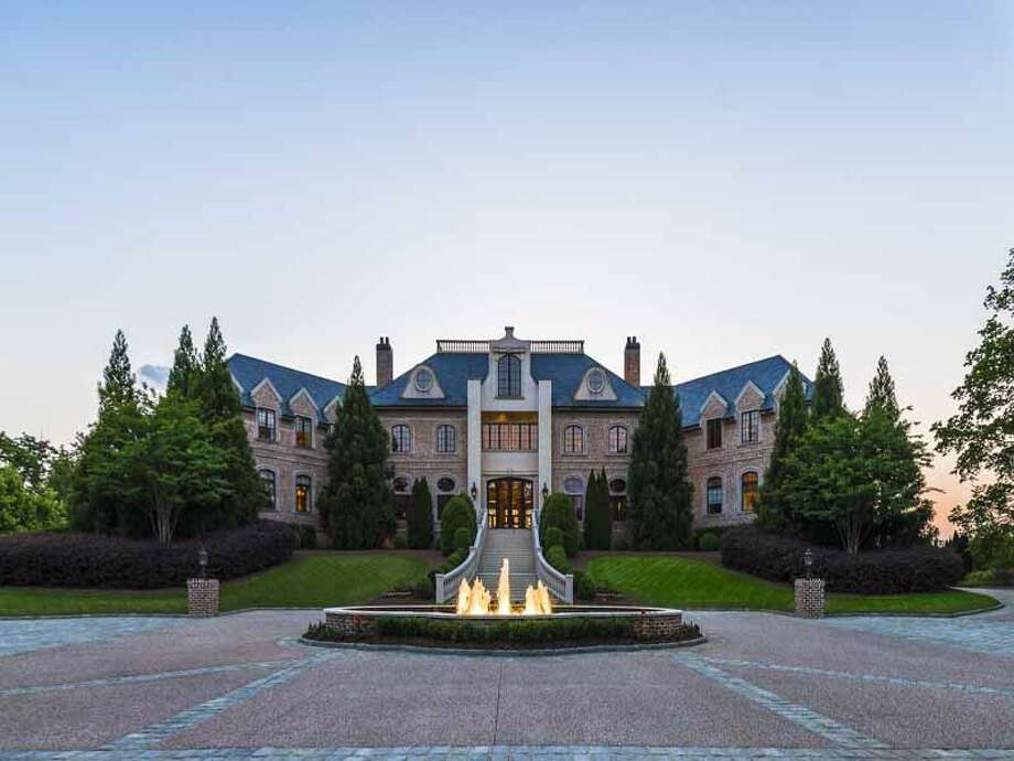 Movie mogul Tyler Perry has put his sprawling Atlanta mansion on the market and by the looks of it, it's worth every penny. Photo: Provide By Josh Reeves,  Atlanta Fine Homes