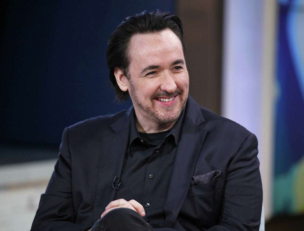 """GOOD MORNING AMERICA - John Cusack is a guest on """"Good Morning America,"""" airing 6/4/15 on the ABC Television Network."""