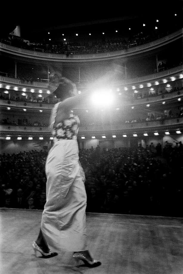 "Nina Simone in ""What Happened, Miss Simone?"" Photo: Al Wertheimer"