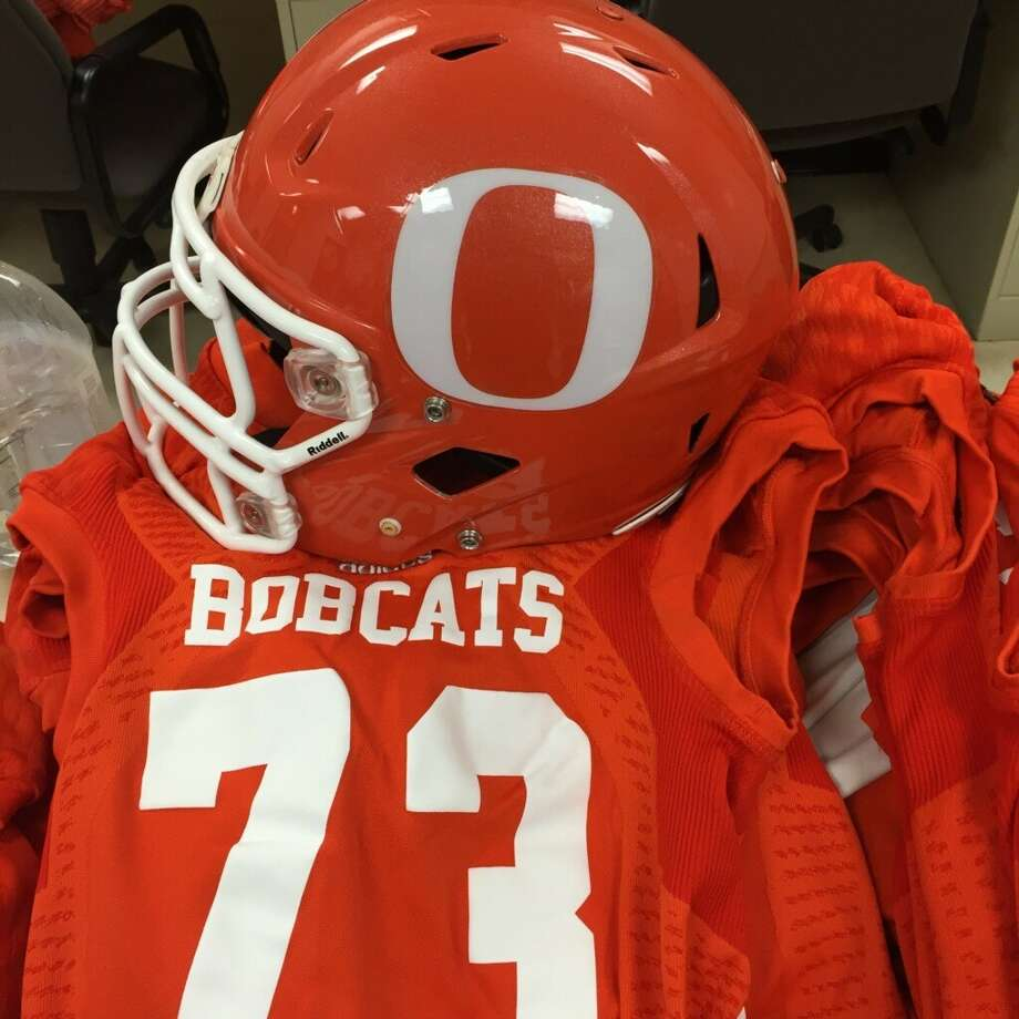 The Orangefield Bobcats will be donning new football uniforms when they take the field this fall.