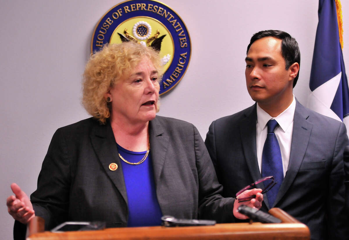 """Rep. Zoe Lofgren, D-Calif. """"I acknowledge the fact that he is the incoming president, but I'm not in the mood to celebrate that fact,"""" said Lofgren in an interview with theLos Angeles Times."""