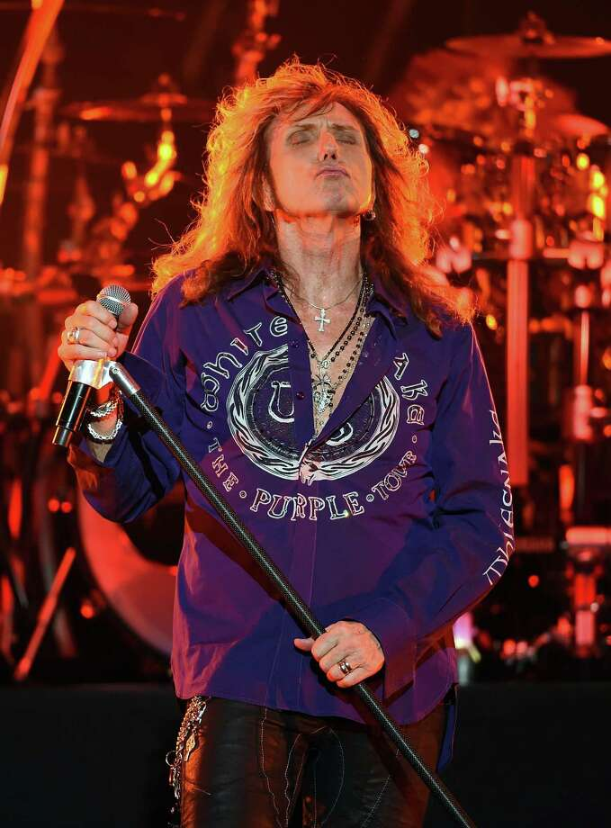 David Coverdale has been fronting Whitesnake since the late '70s Photo: Ethan Miller, Getty Images / 2015 Getty Images