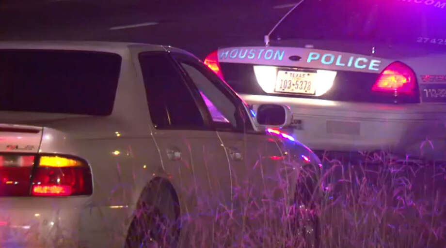 A man was wounded in a shooting Monday, June 23, 2015 night during an argument with an acquaintance after his car broke down on Texas 288 in southeast Houston. Photo: Metro Video