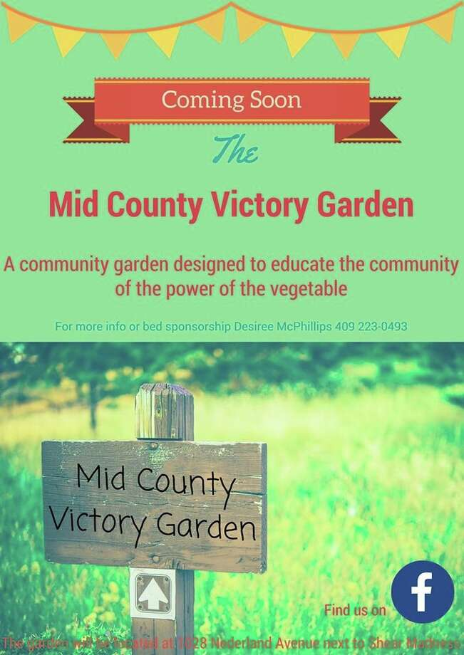 Mid County Victory Garden is coming to Nederland by early winter.