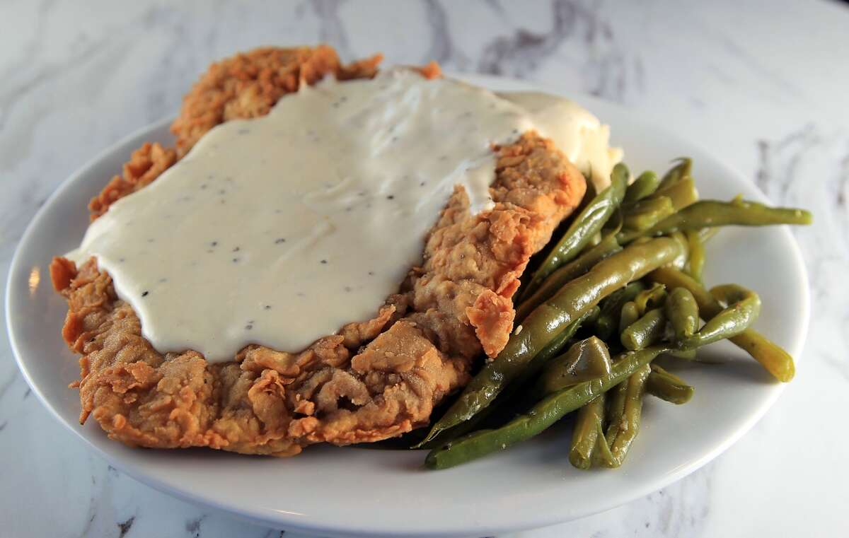 Chicken Fried Steak at Killen's Barbecue will be on the menu at Ronnie Killen's new restaurant, Killen's, at the former Hickory Hollow space, 101 Heights, in Houston.