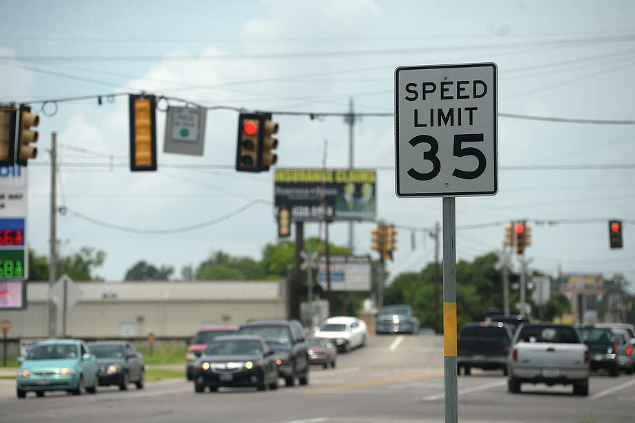 The city of Vidor ranks fourth in Southeast Texas for revenue gained from municipal fines. Roughly 9% of the city gains revenue from this source, which includes traffic citations.    Photo taken Saturday, June 20, 2015  Kim Brent/The Enterprise Photo: Kim Brent / Beaumont Enterprise