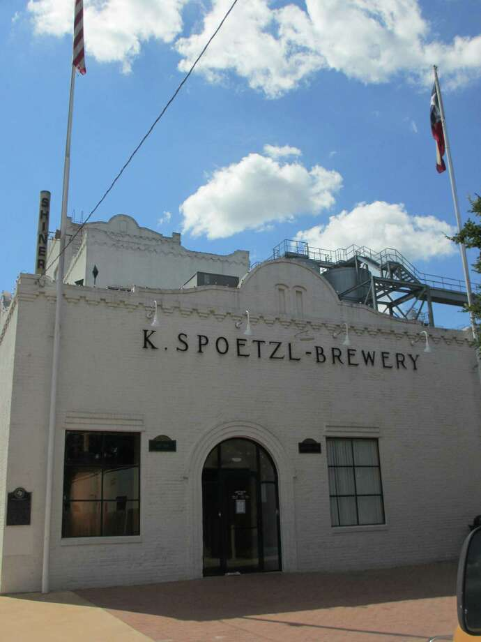 Tours are offered several times a day at the Spoetzl Brewery where all Shiner beer is made. Find out more about the brewery and its gift shop where you can sample the brew at www.shiner.com. Photo: Terry Scott Bertling / San Antonio Express-News
