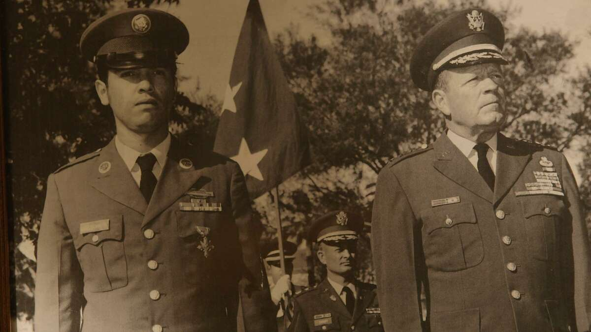 TV documentary special 'Honor Delayed' chronicles the bravery of San Antonio's Santiago 'Jesse' Erevia, a veteran of the Vietnam War. It tells of him receiving the Distinguished Service Cross, the nation's second-highest award for valor, even though his deeds on the battlefield warranted the higher Medal of Honor.