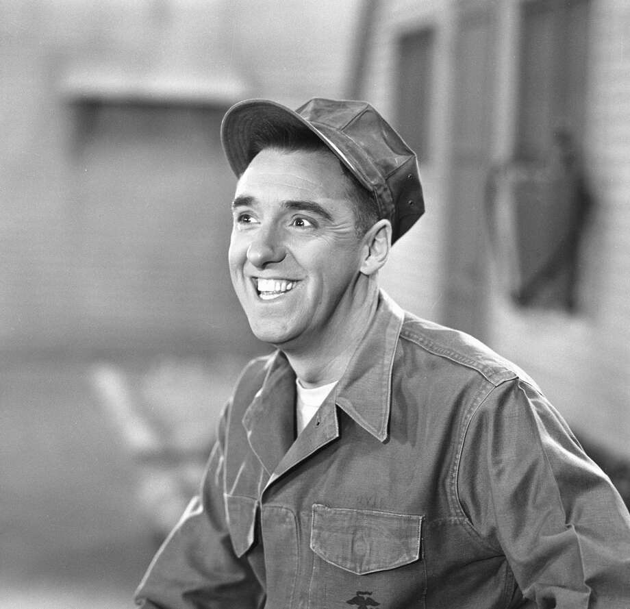 "Jim Nabors, who played Gomer Pyle on TV's ""The Andy Griffith Show,"" has died at 87. Photo: CBS Photo Archive, Getty Images / Copyright CBS Broadcasting, Inc. All Rights Reserved. Credit: CBS Photo Archive."
