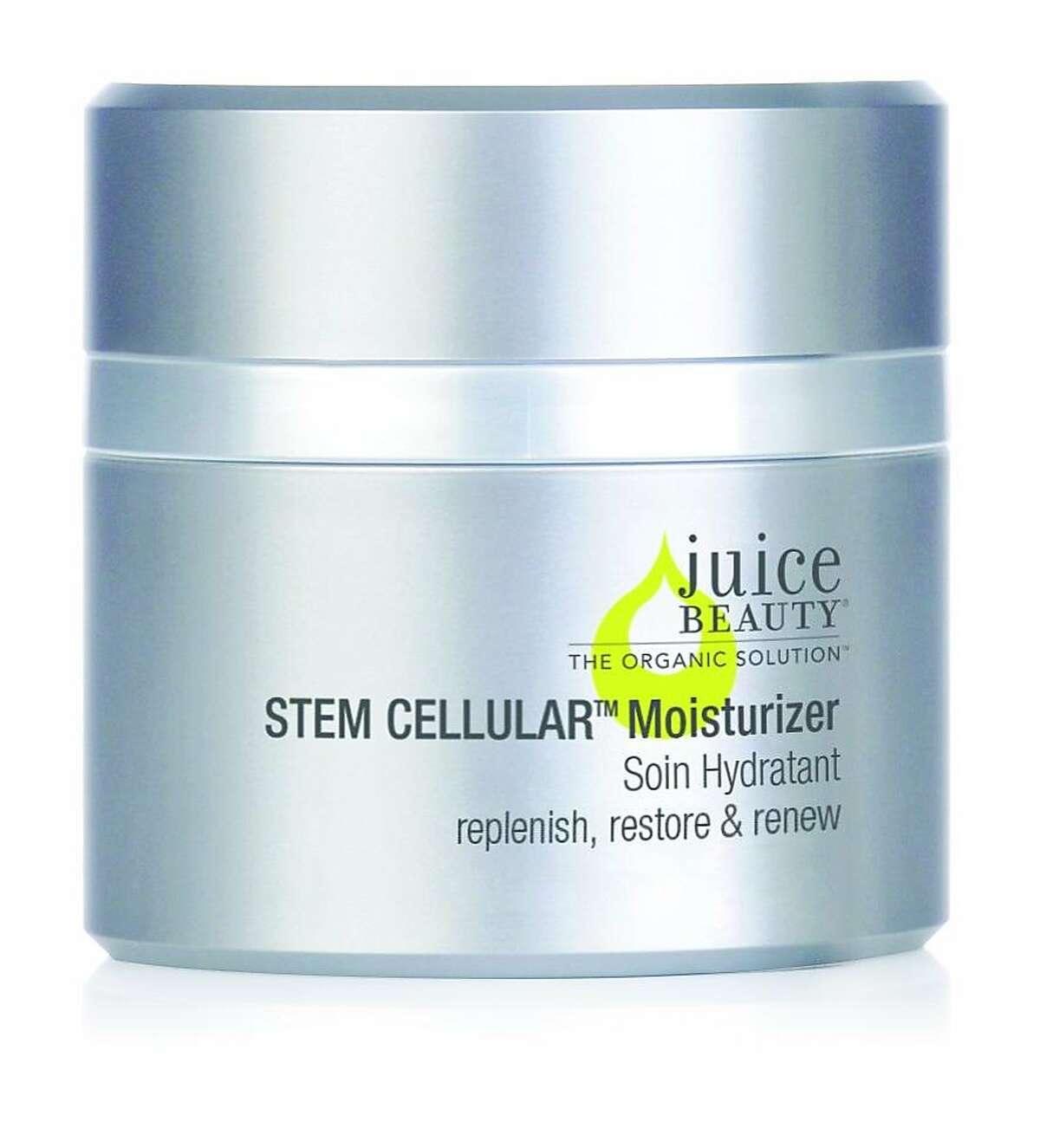Juice Beauty's Stem Cellular Moisturizer.