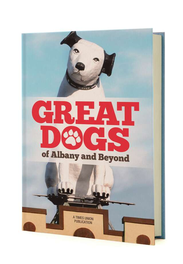 """Great Dogs of Albany and Beyond,"" Edited by Paul Grondahl and Teresa Buckley Photo: Studiocasper / (c) studiocasper"