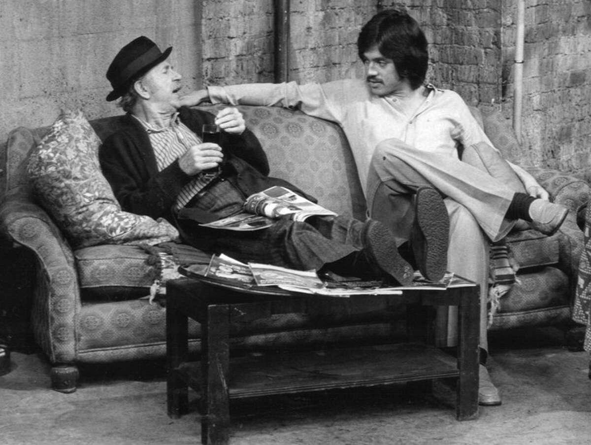 """Chico and the Man,"" an NBC sitcom, circa 1974."
