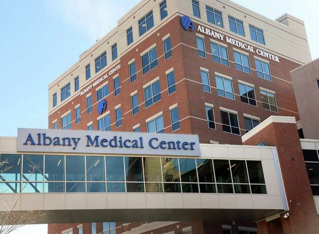 Albany Medical Center Tuesday March 25, 2015 in Albany, NY.  (John Carl D'Annibale / Times Union) Photo: John Carl D'Annibale / 00031162A