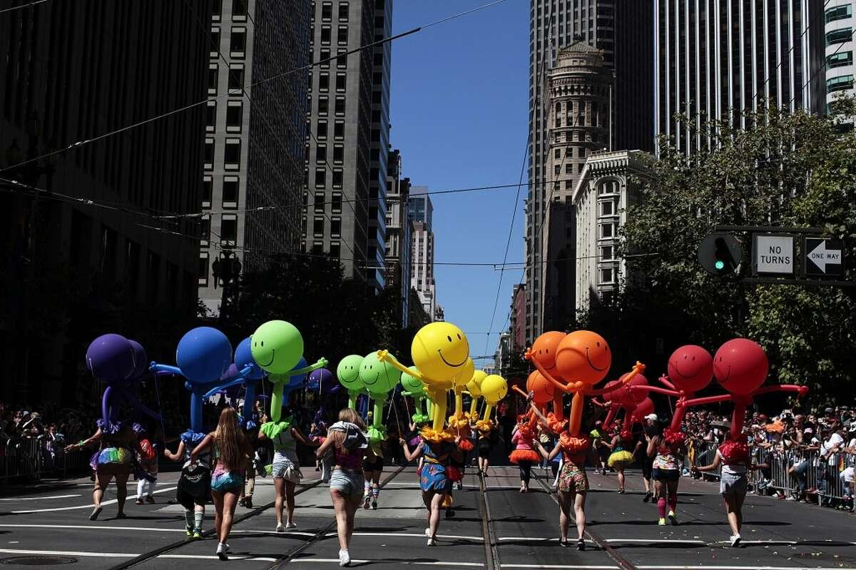 SF Pride Parade 2014