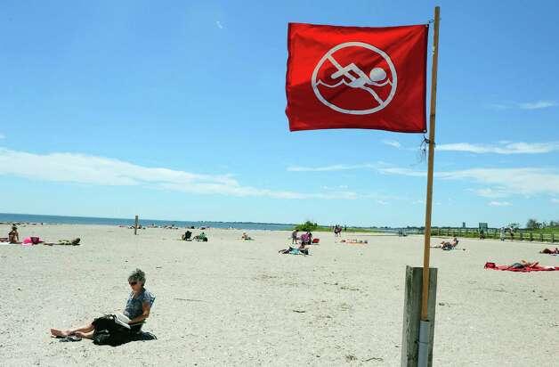 Rocky Neck State Beach Closed