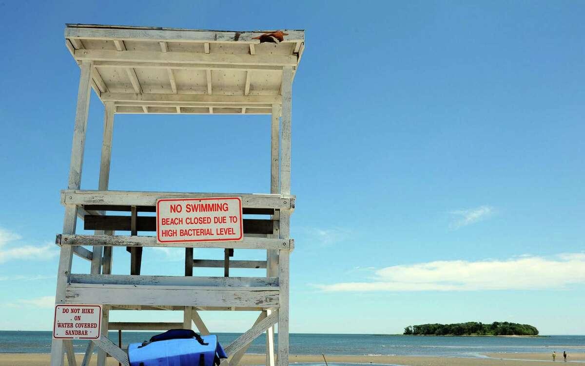 Sherwood Island State Park, Westport Dogs allowed until April 15 Dogs not allowed: April 15 - Sept. 30