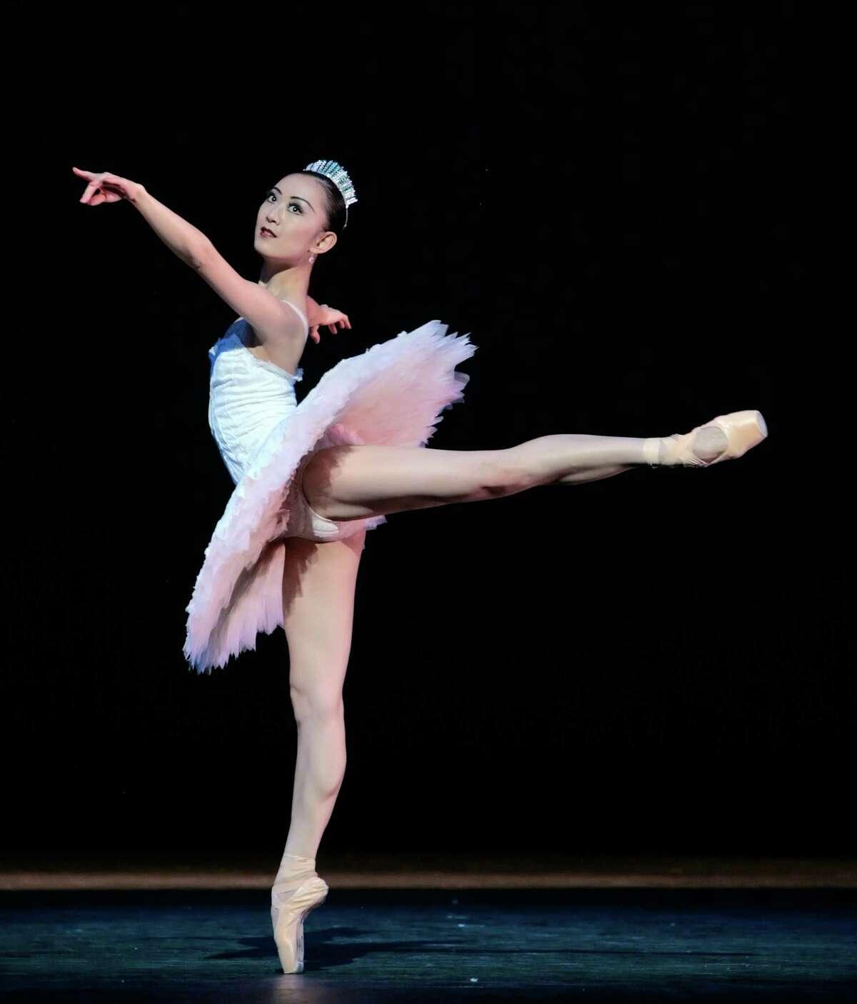 Houston Ballet soloist Nao Kusuzaki co-created and will star in