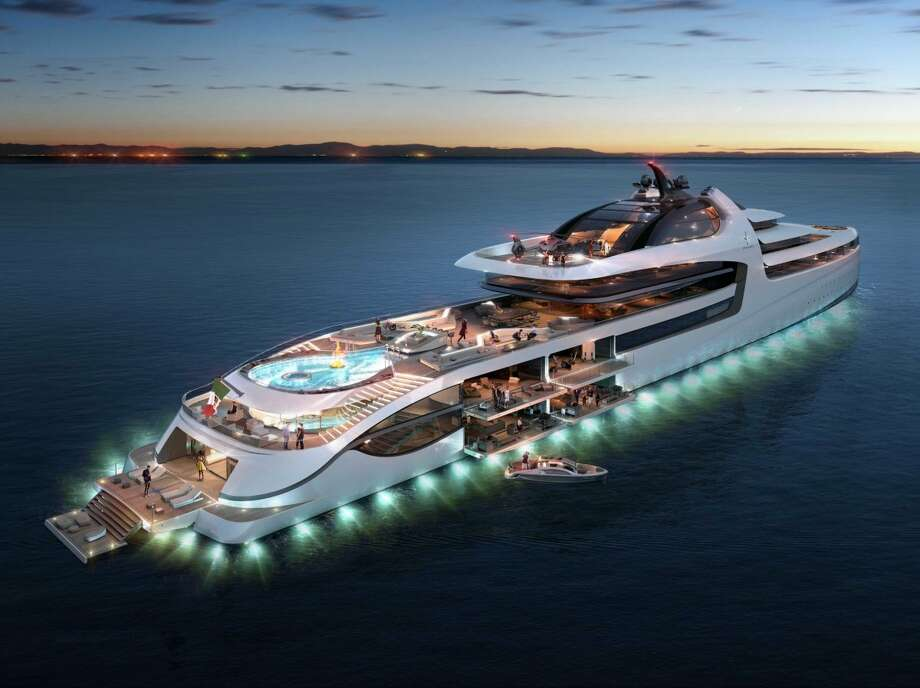 Artist Renderings Of The Italian Sea Groups Admiral X Force 145 Explain Why This Is Panning