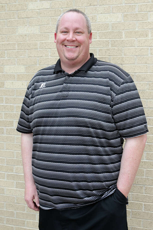 Patrick Brown comes to Sam Houston as football coach from El Paso Andress. Photo: Marvin Pfeiffer /Express-News / Express-News 2015