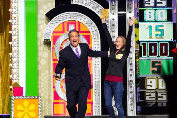 Todd Newton hosts stage version of 'Price is Right.'