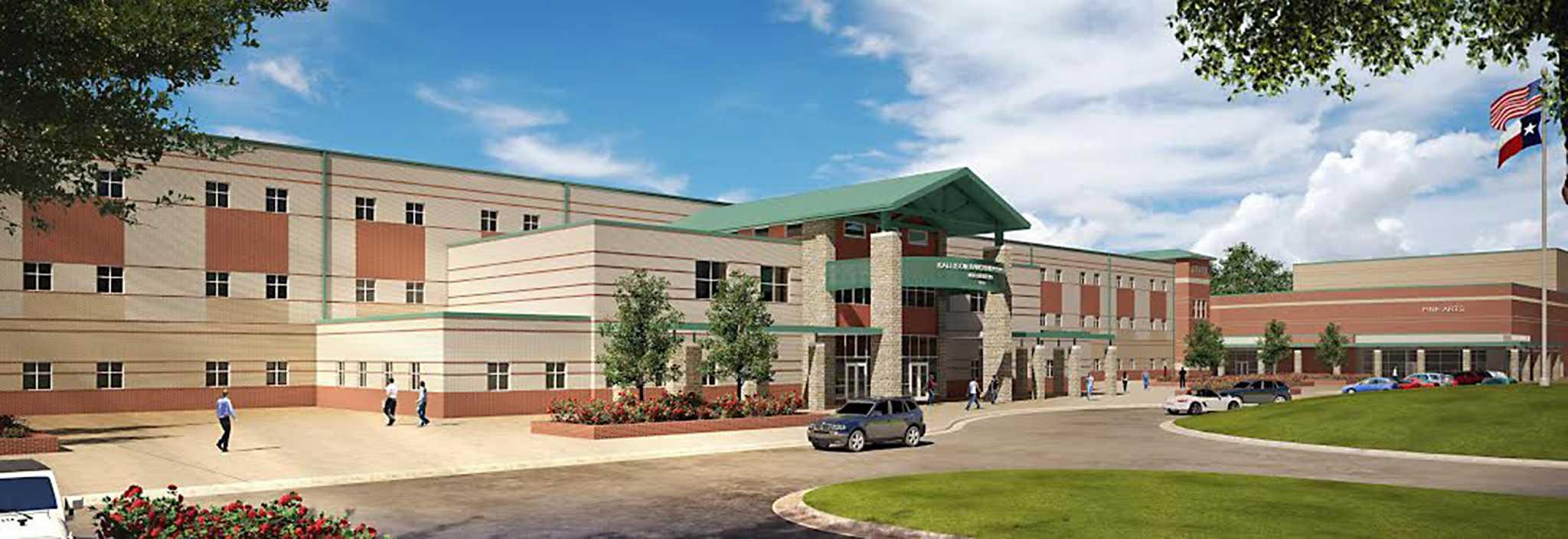 Northside Isd Names New High School San Antonio Express News