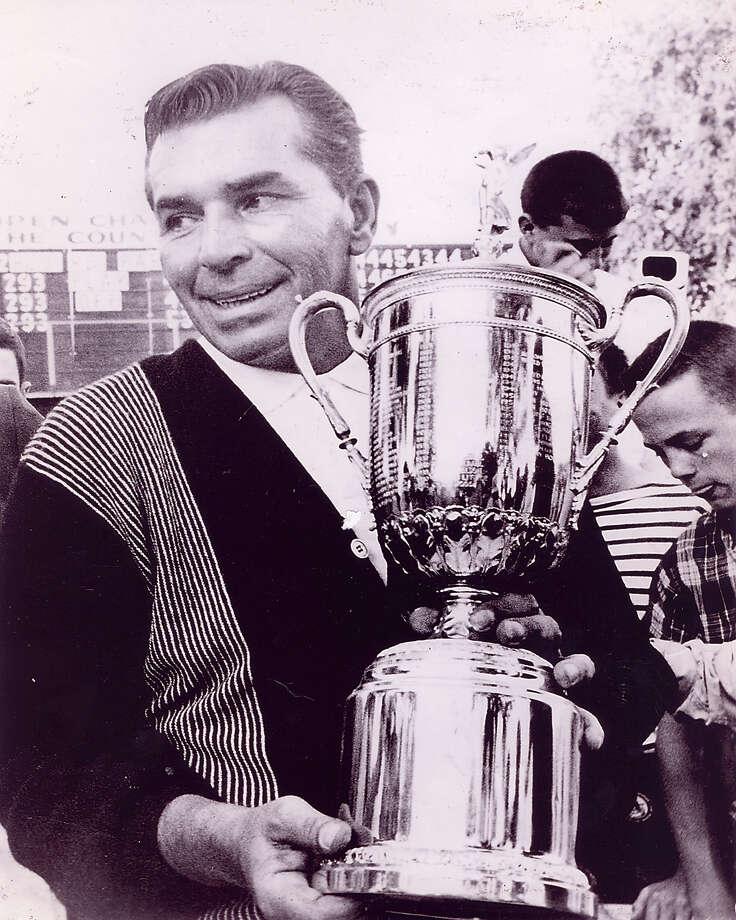 Golf legend Julius Boros. Photo: Contributed Photo / Contributed Photo / Connecticut Post Contributed