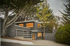 This home at 44 Everson in San Francisco's Glen Park neighborhood sold for $2.8 million in October, $1 million more than the asking price.