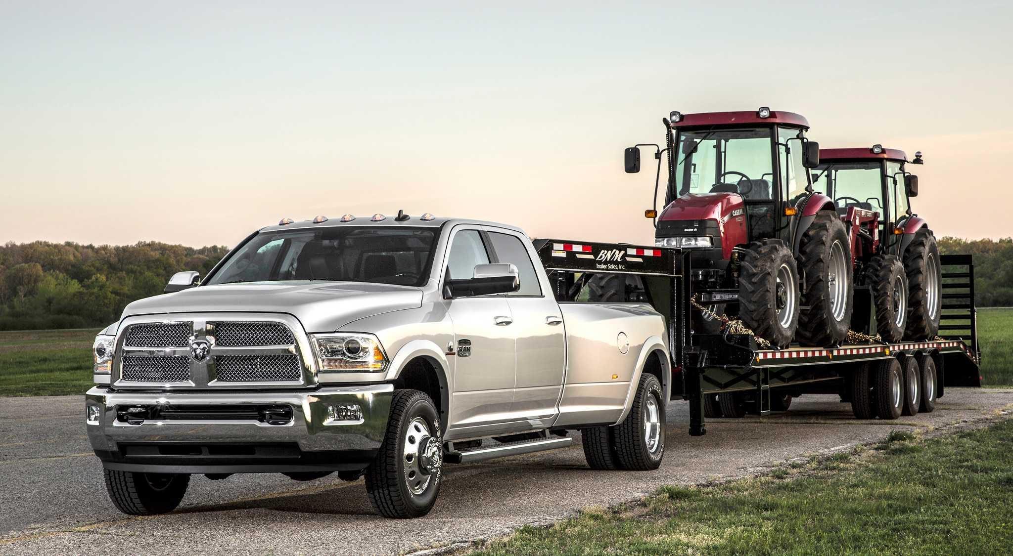 Ram expands 2016 heavy-duty pickup power lineup