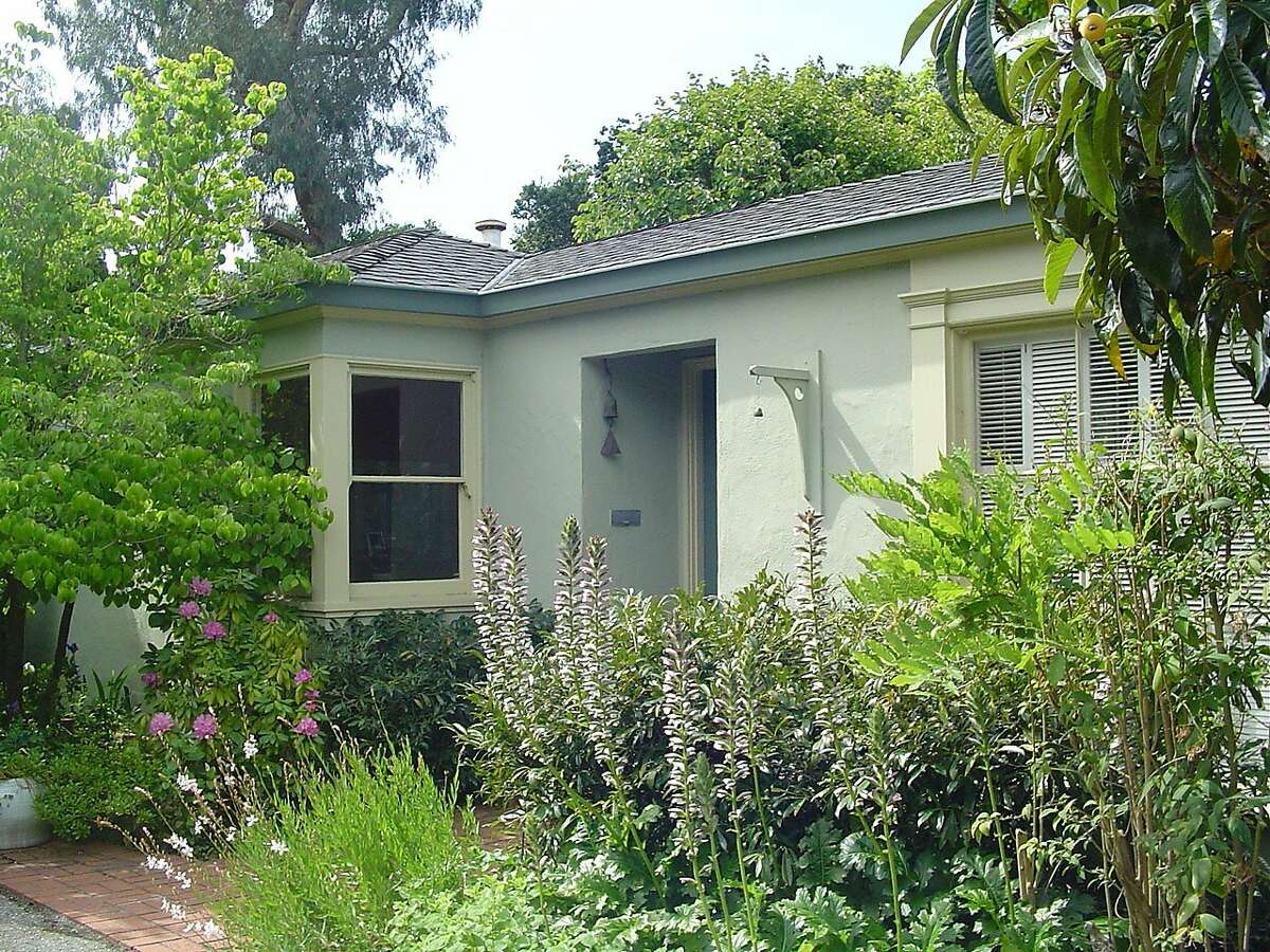 This small home at 410 Marion Ave. in Palo Alto sold last month for $2.7 million, almost $1 million over asking.