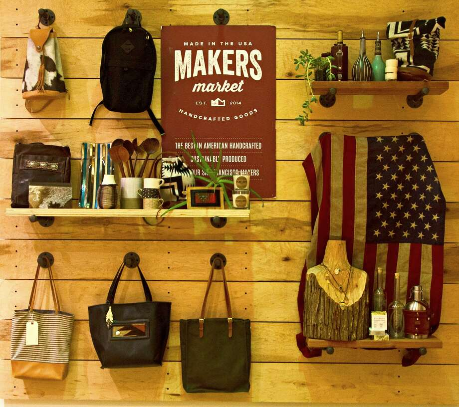 Makers Market had a run of several months in Westfield San Francisco Centre. Photo: Makers Market