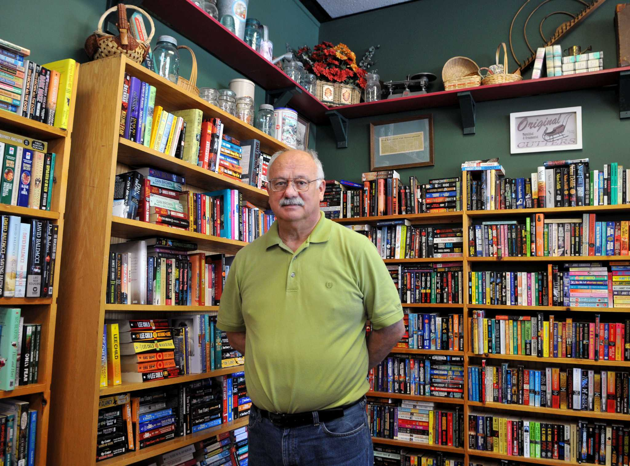 Book Barn In Latham To Close After 24 Years In Business