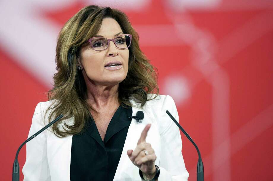 Sarah Palin's contract with Fox News was not renewed. Photo: Cliff Owen, FRE / FR170079 AP