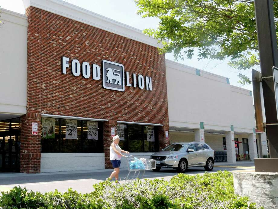 This Food Lion store in Richmond, Va., is part of the merger between Royal Ahold and Delhaize Group. Photo: Steve Helber, STF / AP
