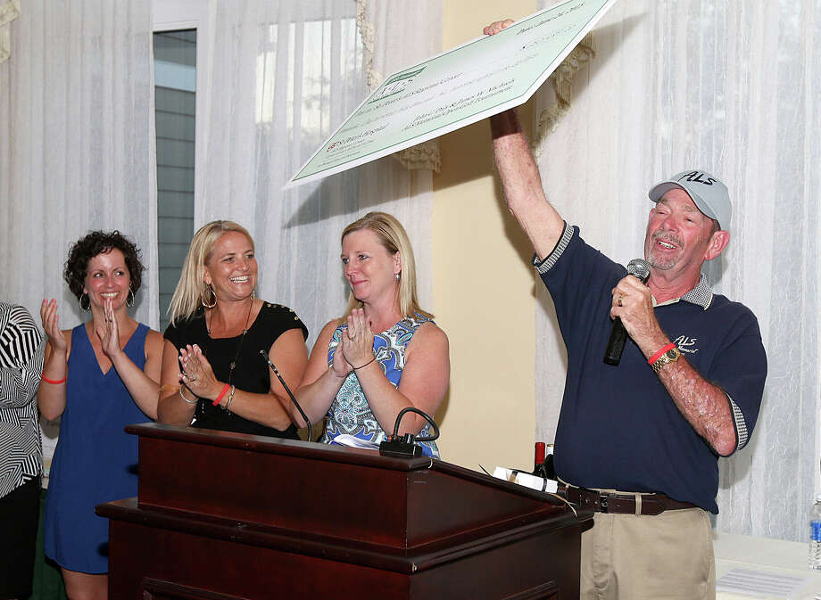 Were you Seen at the 2015 John C. Daly and James W. Michaels ALS Memorial Open Golf Tournament, to benefit the St. Peter's Hospital ALS Regional Center, at The Van Patten Golf Club & The Vista Restaurant in Clifton Park on Wednesday, June 24, 2015? Photo: (C) JOE PUTROCK 2014, Joe Putrock/Special To The Times Union