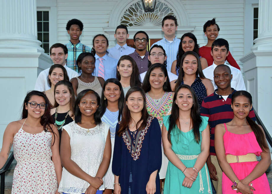 The Horizons Class of 2015. Photo: Contributed / Contributed Photo / New Canaan News