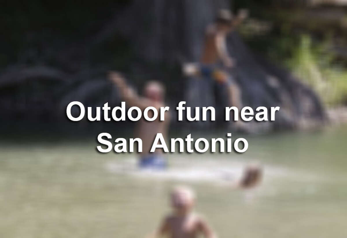 Keep clicking to view 18 getaways that are only a day's trip from San Antonio.