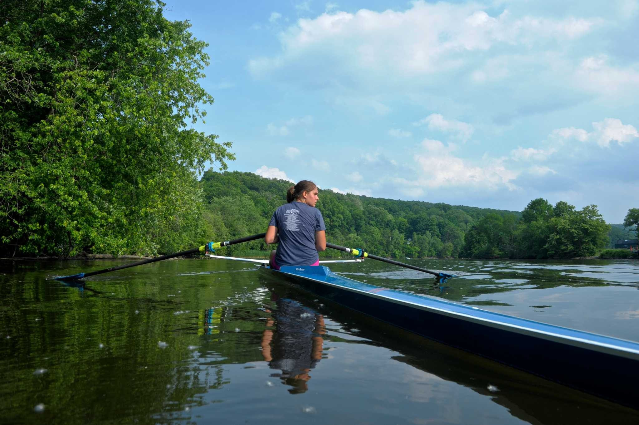 New Milford Club Continues To Row Along Newstimes