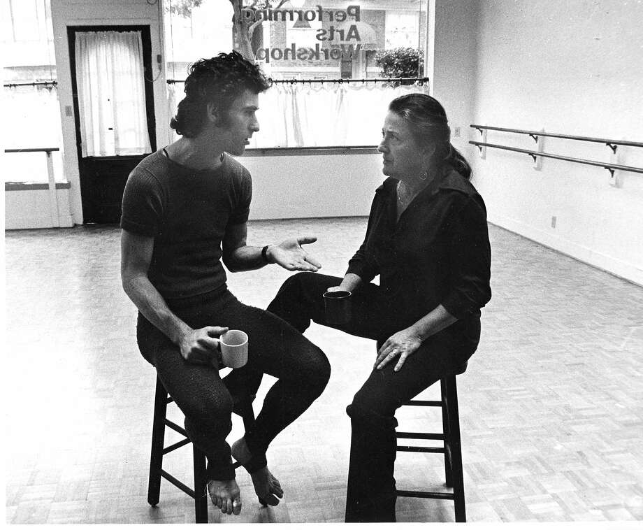 Gloria Unti of Performing Arts Workshop   Photo ran 07/18/1975, P. 3 (Sunday Datebook) Handout photo