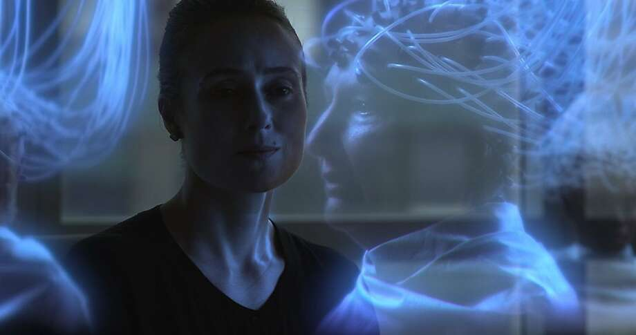 """Jennifer Ehle appears in Bay Area filmmaker Jennifer Phang's thought-provoking science fiction film """"Advantageous."""" Photo: Good Neighbors Media"""