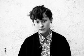 Bridie Monds-Watson, the young Irish singer who performs as Soak.