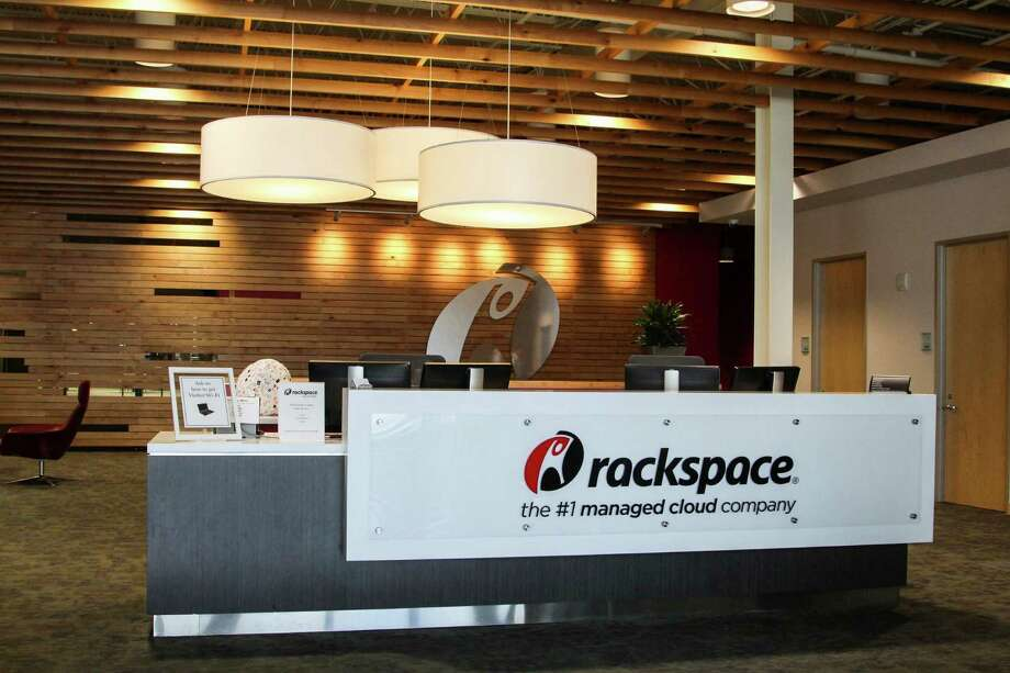 Here's an inside look at what it's like to work at Rackspace headquarters. Photo: Tyler White/SAEN